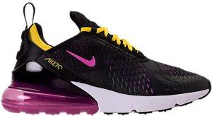 Nike  Air Max 270 Black Hyper Magenta Black/Hyper Magenta-Hyper Grape (AH8050-006)