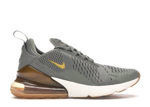 Nike  Air Max 270 Dark Stucco Metallic Gold (W) Dark Stucco/Sail-Gum Light Brown-Metallic Gold (AV8427-001)