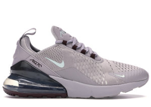 Nike  Air Max 270 Grey Burgundy Grey/Burgundy Crush/Light Silver (AH8050-016)