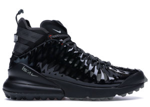 Nike  Air Max 270 ISPA Black Anthracite Black/Anthracite-Dark Stucco (BQ1918-002)