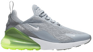 Nike  Air Max 270 Lime Blast (W) Lime Blast/Cool Grey/Obsidean Mist (AH6789-404)