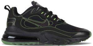 Nike  Air Max 270 React Black Electric Green Black/Black-Electric Green (CQ6549-001)