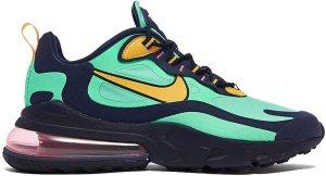 Nike  Air Max 270 React Electro Green Yellow Ochre Obsidian Electro Green/Yellow Ochre-Obsidian (AO4971-300)