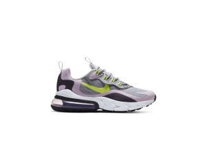 Nike Air Max 270 React Iced Lilac (GS) Particle Grey/Iced Lilac/Off Noir (BQ0103-010)