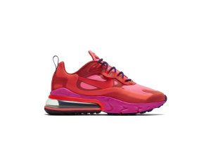 Nike Air Max 270 React Mystic Red (W) Mystic Red/Pink Blast/Habanero Red (AT6174-600)