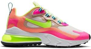 Nike  Air Max 270 React Pink Volt Pink/Volt-Sail (DC1863-600)