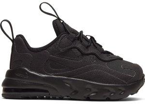 Nike  Air Max 270 React Triple Black (TD) Black/Black-Black (CD2654-004)