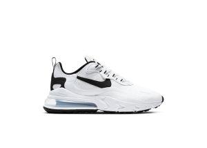 Nike  Air Max 270 React White Black White/White/Black (CT1264-102)