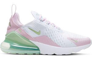 Nike  Air Max 270 White Pistachio Frost (W) White/Pistachio Frost/Iced Lilac (CW7042-100)
