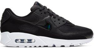Nike  Air Max 90 Twist Black White Black (W) Black/White-Black (CV8110-001)