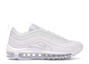 Nike  Air Max 97 White Pure Platinum (W) White/White-Pure Platinum (921733-100)