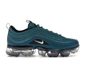 Nike  Air VaporMax 97 Dark Sea (W) Metallic Dark Sea/White-Black (AO4542-901)