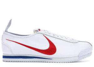 Nike  Cortez 72 Shoe Dog OG Slim Swoosh White/Varsity Red-Game Royal (CJ2586-100)