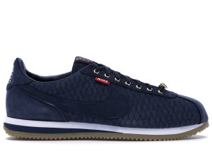 Nike  Cortez Mister Cartoon Obsidian Obsidian/White-Gum Light Brown (AA4875-400)