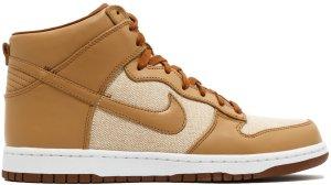 Nike  Dunk High Acorn (2013) Natural/Underbrush-Acorn (624512-101)