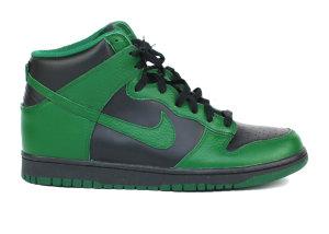 Nike  Dunk High Gorge Green Black Gorge Green/Black-Black (317982-040)