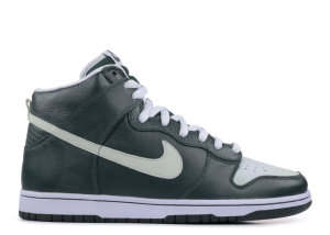 Nike  Dunk High Pro SB Ghost Deep Olive/Ghost (305050-302)