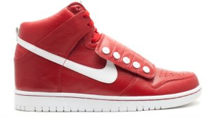 Nike  Dunk High Questlove High Strap Varsity Red/White-Black (415924-601)