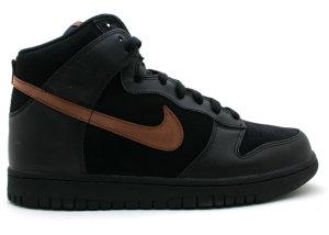 Nike  Dunk High Rustic Black Rustic/Black (309432-021)