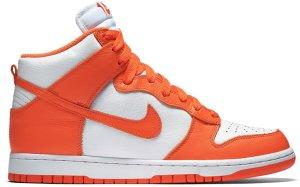 Nike  Dunk High Syracuse White/Orange-Blaze (850477-101)