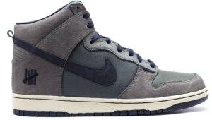 Nike  Dunk High UNDFTD Bring Back Pack Green Deep Green/Dark Loden (598472-220)