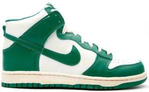 Nike  Dunk High Vintage Pine Green Sail/Pine Green-Natural (318850-131)