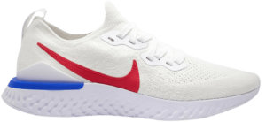 Nike  Epic React 2 Classic Cortez White/University Red/Racer Blue (CJ8295-100)