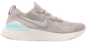 Nike  Epic React Flyknit 2 Moon Particle Teal Tint (W) Moon Particle/Teal Tint/Sail (BQ8927-200)