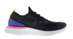 Nike  Epic React Flyknit College Navy College Navy/College Navy-Racer Blue (AQ0067-400)
