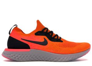 Nike  Epic React Flyknit Copper Flash Copper Flash/Black-Flash Crimson-Moon Particle (AQ0067-800)
