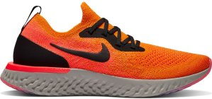 Nike  Epic React Flyknit Copper Flash (W) Copper Flash/Black-Flash Crimson-Moon Particle (AQ0070-800)