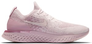Nike  Epic React Flyknit Pearl Pink Pearl Pink/Pearl Pink-Barely Rose (AQ0067-600)