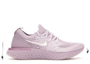 Nike  Epic React Flyknit Pearl Pink (W) Pearl Pink/Pearl Pink-Barely Rose (AQ0070-600)