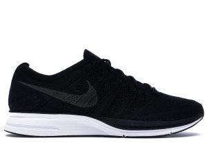 Nike  Flyknit Trainer Black White (2018) Black/White-Black (AH8396-007)