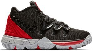 Nike  Kyrie 5 Bred (PS) University Red/Black-Pure Platinum (AQ2458-600)
