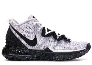 Nike  Kyrie 5 Cookies & Cream White/Black (AO2918-100)