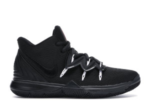 Nike  Kyrie 5 Red Carpet (GS) Black/Black-White-University Red (AQ2456-016)