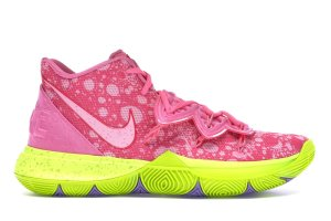 Nike  Kyrie 5 Spongebob Patrick Lotus Pink/University Red (CJ6951-600/CJ6950-600)