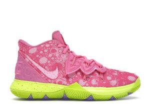 Nike  Kyrie 5 Spongebob Patrick (GS) Lotus Pink/University Red (CJ7227-600)