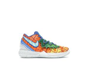 Nike  Kyrie 5 Spongebob Pineapple House (PS) Orange Peel/Teal Tint (CN4501-800)