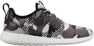 Nike  Roshe One Print Camo White Black White/Black-Dark Grey-Wolf Grey (655206-100)