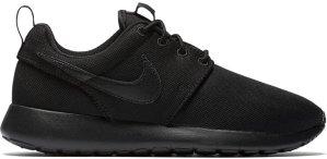 Nike  Roshe One Triple Black (GS) Black/Black-Black (599728-031)