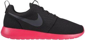 Nike  Roshe Run Anthracite Siren Red Black/Anthracite-Siren Red (511881-016)
