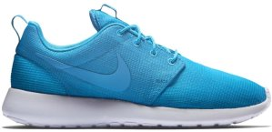 Nike  Roshe Run Blue Lagoon Blue Lagoon/Blue Lagoon-Light Blue Lacquer-White (511881-447)