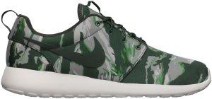 Nike  Roshe Run Green Tiger Camo Vintage Green/Vintage Green (555445-331)