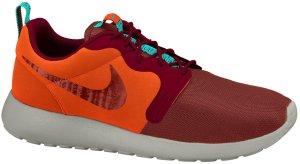 Nike  Roshe Run Hyperfuse Team Orange Team Orange/Team Red/Hyper Jade (636220-801)