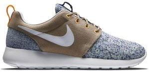Nike  Roshe Run Liberty Blue Recall (GS) Blue Recall/White-Linen-Atomic Mango (654165-400)