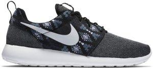Nike  Roshe Run Runners Past Black Black/Sail-Anthracite-Cool Grey (655206-012)