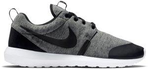 Nike  Roshe Run Tech Fleece Cool Grey Cool Grey/Black-White (749658-002)