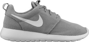 Nike  Roshe Run Wolf Grey Wolf Grey/White (511881-023)